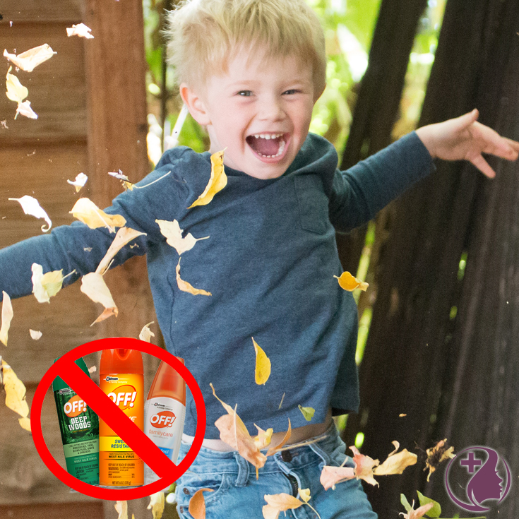 Wait! Don't expose your kids and pets to harmful chemicals found in commercial bug repellents. Discover these natural bug sprays you can make at home easily with essential oils.