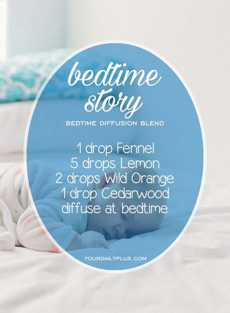 Having trouble sleeping? Try these essential oils for deep sleep that promote relaxation and a restful sleeping environment. Bedtime Story diffusion blend with Fennel, Lemon, Wild Orange and Cedarwood.