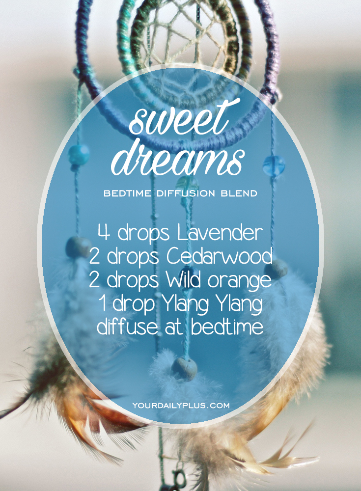 Having trouble sleeping? Try these essential oils for deep sleep that promote relaxation and a restful sleeping environment. Sweet Dreams diffusion blend with Lavender, Cedarwood, Wild Orange and Ylang Ylang.