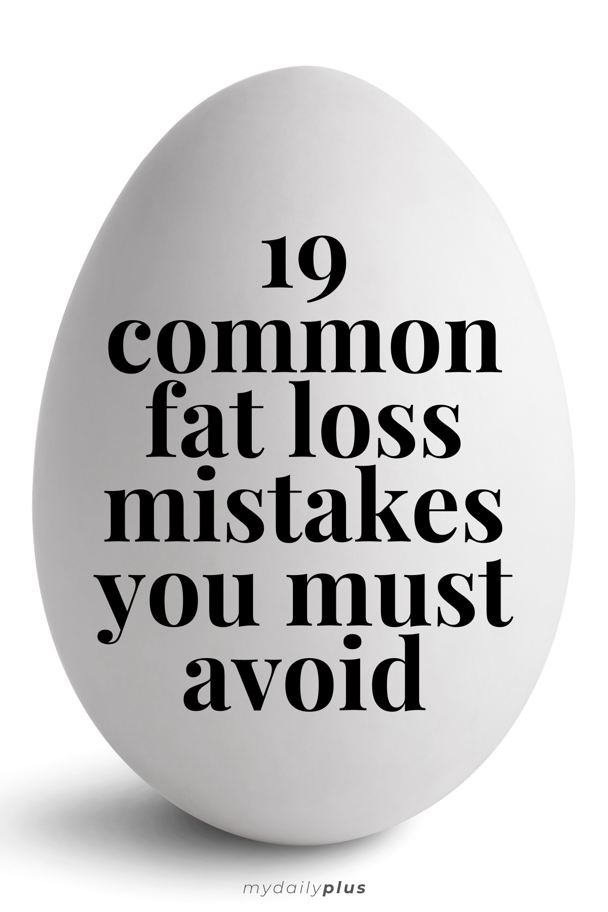 """If you're frustrated because you do """"everything right"""" yet fail to lose those annoying pounds of fat, then you'll LOVE this article!"""